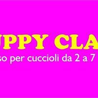 PUPPY CLASS - corso cuccioli