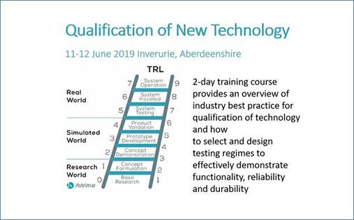 Qualification of New Technology 2-day Course