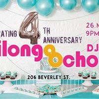 Milonga Ocho 4th Anniversary with DJ Vlad. Lets party
