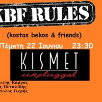 KBF Season Party (RemosPantelidis special edition)