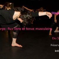 Stage de danse contemporaine Espagne t 2017