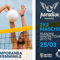 Torneo Beach Volley 10 WinterParadise Maschile