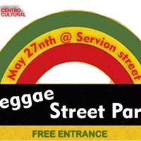 Quilombo Reggae Street Party