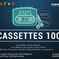 Maceda100 Cassettes 100