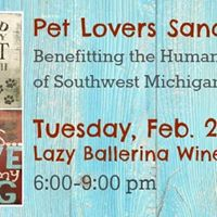 Pet Lovers Sandpaper Social