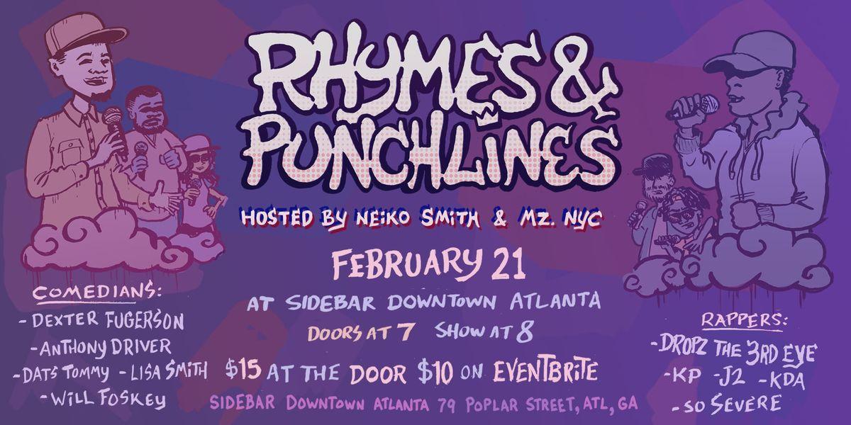 Rhymes & Punchlines