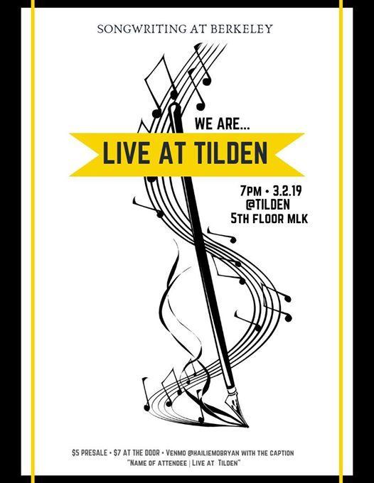 Live at Tilden