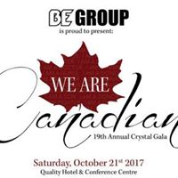 19th Annual Crystal Gala &quotWe Are Canadian&quot