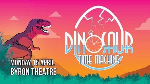 Dinosaur Time Machine at Byron Theatre