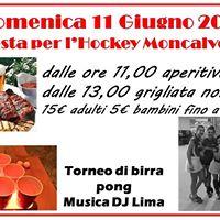Festa dellHockey Moncalvese - Vi Aspettiamo