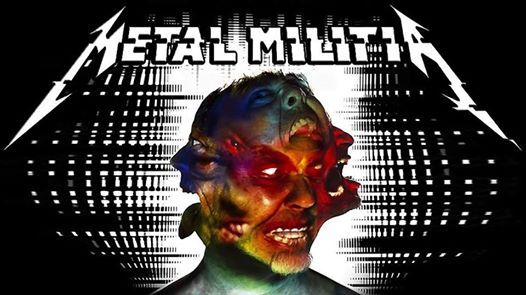 Metal Militia - Metallica Tribute