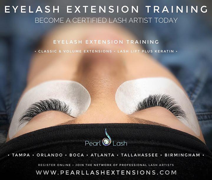 eyelash extension training - tampa, fl - sold out at ramada tampa ...