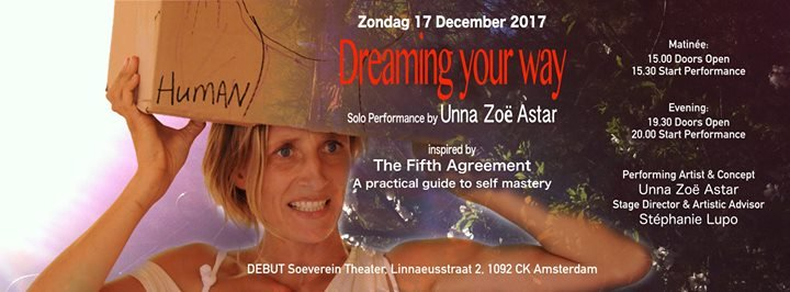 Dreaming Your Way Solo Performance By Unna Zo Astar At Debut