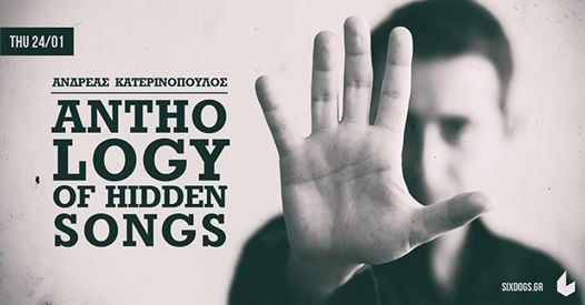 nthology of Hidden Songs Live at six dogs