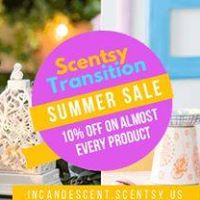 Scentsy Transition Summer Sale Ladies Night Out