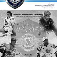 Inline hockey camp