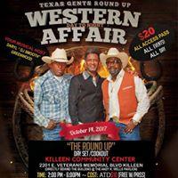 Texas Gents Western Day to Night Affair