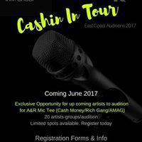 Cashin In Tour