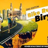 Bike Run Biryani - May 2017