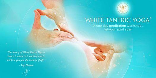 White Tantric Yoga Barcelona