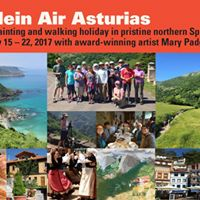 Plein Air Asturias
