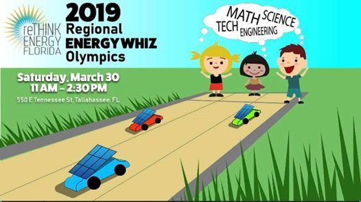 2019 Regional Energy Whiz Olympics Expo