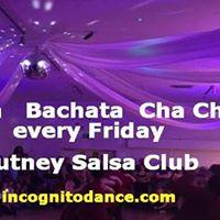 Putney Salsa  Bachata Club - FRIDAYS