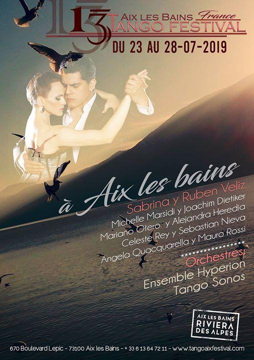 Aix-les-Bains Tango Festival