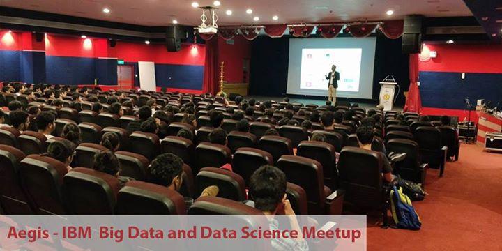 Aegis- IBM Meetup on Data Science Big Data Analytics ML & DL