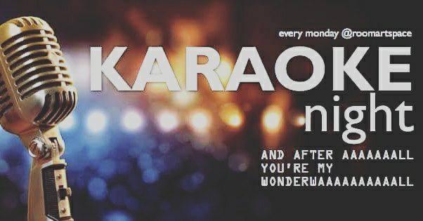 Karaoke Monday at ROOM