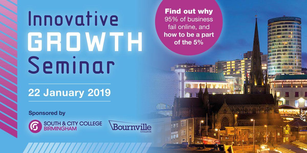 Guaranteed Business Growth Training Seminar