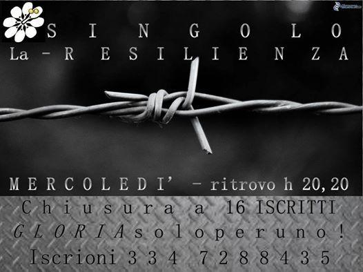 Torneo di singolo - La Resilienza