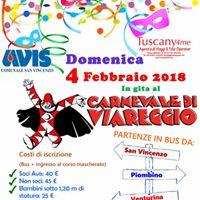 Carnevale di Viareggio Con Avis