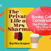Book Club The Private Life of Mrs Sharma  Lahore