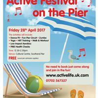 Active Festival on the Pier