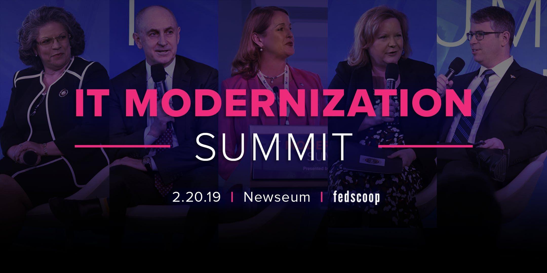 2019 IT Modernization Summit