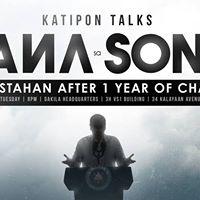 Katipon Talks Mga SANA sa SONA