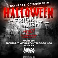 Halloween Costume Party at TROY - Saturday October 28th