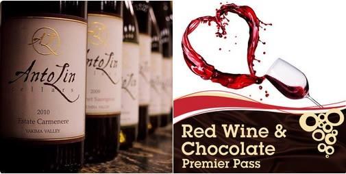 Red Wine u0026 Chocolate Weekend at AntoLin Cellars & Red Wine u0026 Chocolate Weekend at AntoLin Cellars | Yakima