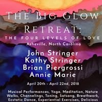 The Big Glow Retreat The Four Levels of Love