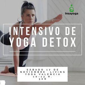 Intensivo de Yoga Detox