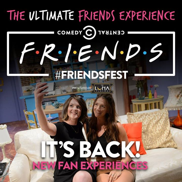 Friendsfest  Newcastle