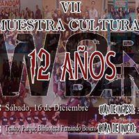 VII Muestra Cultural Worban