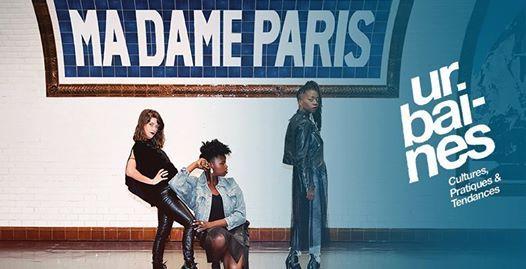 Oui et vous  - Collectif Ma Dame Paris (danse waacking)