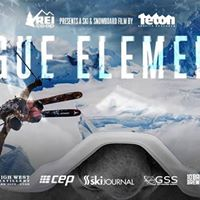 Boulder premieres of Rogue Elements presented by REI