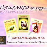 Cruzando Fronteras - Novela y poesia de Fernando Vaschetto