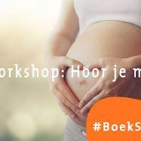 BoekStart workshop Hoor je mij op de Negenmaandenbeurs