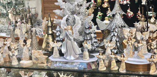 Christmas VillageNFL Open House