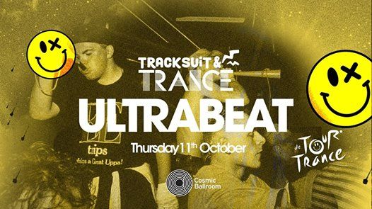 Tracksuit and Trance The 90s Rave Newcastle
