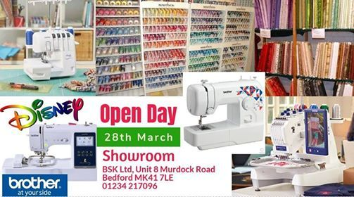 BrotherBSK Open Day Thursday 28th March 19